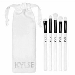 Wholesale IN Stock Kylie Brush Set Holiday Collection Limited Edition brushes set set Kylie Cosmetic Makeup brushes best Christmas kit
