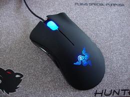 Computadoras portátiles para la venta en Línea-Ratones competitivos de la PC de los juegos del ratón 3500DPI de la muerte de la alta calidad, ratón de la tableta del escritorio del ordenador portátil del ratón de la computadora Venta caliente