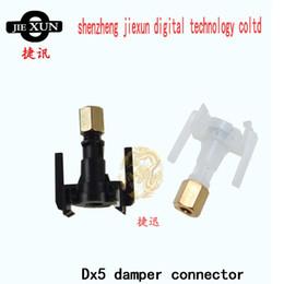 Impresoras de inyección de tinta gratis en venta-El envío libre mimaki jv33 jv34 jv5 ts5 impresora al aire libre de la impresora de chorro de tinta dx5 cabeza de impresión compuerta del adaptador del conectador recambio