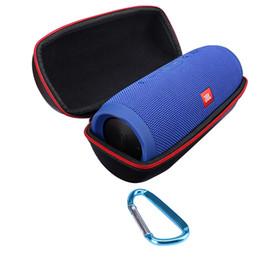 Wholesale Portable Travel Zipper Flip Original Hard Case Bag Cover for JBL Charge Bluetooth Speaker