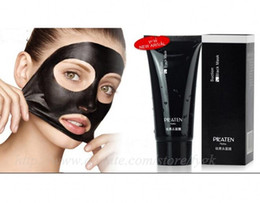 400pcs PILATEN Tearing style Deep Cleansing purifying peel off the Blackhead,black mud of black heads remover 60g