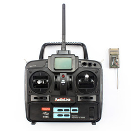 Wholesale F00541 Radiolink T6EHP E G Ch Transmitter and Receiver For FUTABA EX TREX T REX