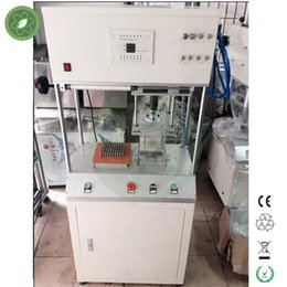 Wholesale 2016 Fully Automatic oil fill machine CO2 extract oil CBD vaporizer oil cartridge filling machine heating oil with own heating system