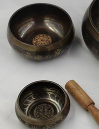 Nepal Bol Bowl Chanting Decorative-wall-dishes Decorative Wall Decoration Dishes Yoga Copper Bowl Buddha's Bowl