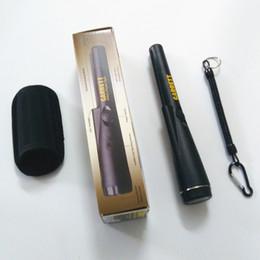 Wholesale 2016 upgraded Sensitive Garrett Metal Detector Pro Pointer Pinpointing Hand Held Metal Detector Water resistant with Bracelet