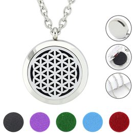 With Chain as Gift! Hot Sale Fashion Perfume Locket Jewelry Magnetic 316L Stainless Steel Aromatherapy Locket Necklace