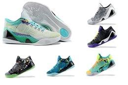 Wholesale K9 Nlke Elite Men s new low top sneakers basketball shoes wearable lightweight cushion fly line Free Post
