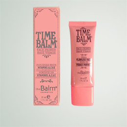 Wholesale Good Quality New Liquid Foundation Primer The Balm Primer Base Visage Sunscreen Blushes Makeup Face Foundation