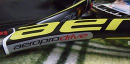 Wholesale HOT Pro Staff Six High quality pure drive GT tennis racket carbon fiber material on topGrip size or4
