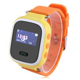 Descuento dispositivo de niño perdido Niños GPS Smart Watch Reloj de pulsera SOS Call Localizador de localización Localizador de dispositivo Tracker para Kid Safe Anti Lost Monitor Q60 Q50