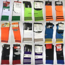 Wholesale 8 Colors Anderlecht Swansea Valencia Newcastle socks for kids high quality Valencia Feyenoordea for men socks sport Orange socks