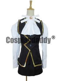 Phoenix Wright Ace Attorney 2 Franziska von Karma costume de cosplay à partir de ace attorney fournisseurs