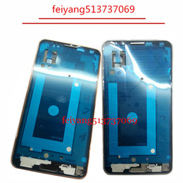 10pcs Original Front Housing Bezel Frame For Samsung Galaxy Note 3 N900 3G N9005 N900V N900A Housing Sliver