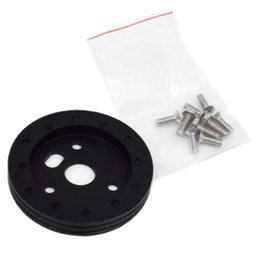 """Car 0.5"""" Hub for 5& 6 Hole Steering Wheel to Grant 3 Hole Adapter Boss 1 2"""" Good"""