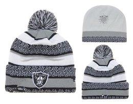 Wholesale Raiders Beanies Team Hat football Oakland Winter Cap Popular Beanie women men Caps Skull Caps Best Quality Sports Caps