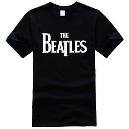 Wholesale Beatles Abbey Road Tee Shirt Unisex fashion women men short sleeve funny shirt size