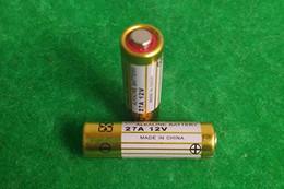 MERCURY FREE Super quality 12v 27A Alkaline Batteries A27 LR27A MN27 L828