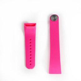 Sony smartband à vendre-Vente en gros-4 couleurs pur bracelet de remplacement bracelet pour Sony Smartband Talk SWR30 grand / petit