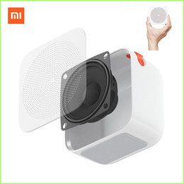 Wholesale Original Xiaomi Wifi Network Radio Bluetooth Internet Radio Wireless FM Speaker Portable Player Support Android IOS