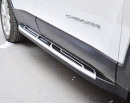 Wholesale Good quality aluminium running board for JEEP Cherokee side step Nerf bar