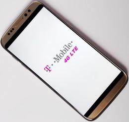 Goofón S8 Edge 5.5inch Android 6.0 cuerpo de metal Quad Core 1 GB de RAM 8GB ROM MTK6580 3G Celulares Mostrar 4gb RAM 64gb ROM octa núcleo 4G LTE desde teléfono celular 3g wcdma fabricantes
