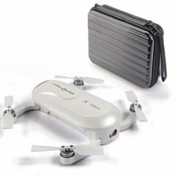 Promotion gps quadcopter fpv Plus récent ZEROTECH Dobby Pocketable Drone Pocket Selfie FPV avec 4K caméra HD GPS Solution Smart RC Quadcopter APP Control F19092-A