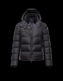Франция человек для продажи-зимняя куртка мужчины бренда вышивка франция +2017 логотип бренда M мужской утка вниз пальто куртки jaqueta masculina мужчины верхней одежды пальто