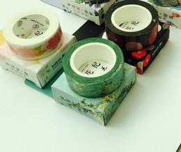 Mixed Washi Tape Decorative Scrapbooking Stickers Wholesale 2016