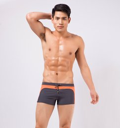 Sports Wear Men's Sexy Swimming Briefs Quality Solid Swimming Shorts Beach Bathing Suit Men Briefs Swimwear
