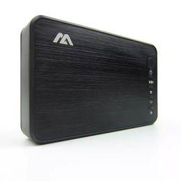 2017 mini boîte hd Vente en gros Mini lecteur multimédia 1080P HD Multi Media Player TV BOX 3 sorties HDMI / VGA / AV USB SD card Livraison gratuite peu coûteux mini boîte hd