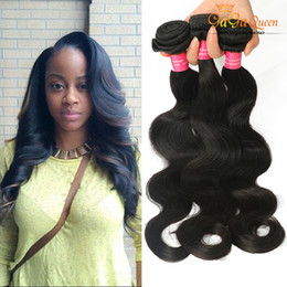 Wholesale RemyHair Products 8A Grade Virgin Unprocessed Human Brizilian Virgin Hair Body Wave 3pcs Lot Top Quality Brazilian Hair Extensions