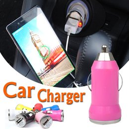 Universal Mini Bullet Car Charger USB Charge Adapter For iPhone XS X 8 7 Plus 6 6S Samsung Galaxy Note 9 S9 S8 Huawei Xiaomi iPad SmartPhone