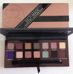 Wholesale AAA quality HOT New Arrivals makeup beverly hills self made color eyeshadow palette