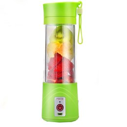 Wholesale USB Juicer Cup Personal Size Electric Rechargeable Mixer blenders SWISSANT