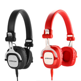 Wholesale JOYROOM Wireless Bluetooth Headband Headset Stereo Foldable With Mic Deep Bass Headphone Professional Monitor Headphone with retail package