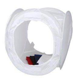 Parfait pour appareil photo numérique ou caméra Photo Studio Shooting Tent Light Boîte SoftBox Soft avec 4 couleurs backdrops softbox 30 * 30cm à partir de photo boîte de tente fabricateur
