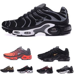 Air TN sports shoes mens run outdoor athletic tennis sneaker full -crusion size 40-46