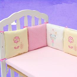 Wholesale Baby Bedding Sets cotton cm pc design free combination crib bumper pad