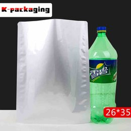 5 pcs Heat Seal 26x35cm 3-side Seal Aluminium Foil Bag Seal   Vacuum Aluminium Packaging   foil Bags for Food