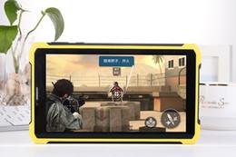 Compra Online Dhl de la tableta de 8 gb-K8000 7inch impermeabilizan 3g que llama la tarjeta dual del sim de la red de la PC 3G de la tableta de Google de la tableta Google que prueba a prueba de polvo DHL al aire libre que envía libremente