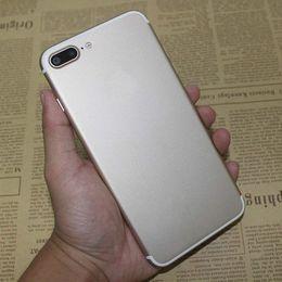 Mostrar 4G LTE Goofón i7 Plus Quad Core MTK6580 Android 6.0 3G WCDMA 1280 * 720 HD 5,5 pulgadas 8MP Metal Nano Sim Desbloqueado Teléfonos Celulares supplier cell phone 3g wcdma desde teléfono celular 3g wcdma proveedores