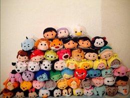 Wholesale Christmas gift Tsum Tsum kawaii Lilo amp Stitch Plush Toys Mobile Screen Wiper or Small Pendant or Mini Pelucia Babies