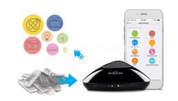 Wholesale Original Broadlink RM2 RM PRO Télécommande intelligente universelle Smart Home Automation Commutateur WIFI IR RF via IOS Android