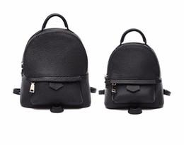 Wholesale Women s Genuine Leather Backpack children mini bag women back pack Palm Springs backpacks for girls Ladies MM New Style