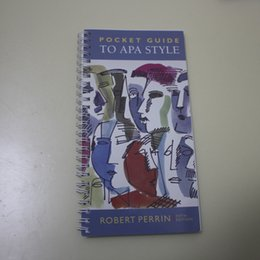 Wholesale Pocket Guide to APA Style th Edition by Robert Perrin Author