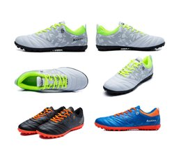 2017 New Fashion Steel Spike Soccer Boots Spring And Fall Socceer Shoe Height Increasing Football Boot