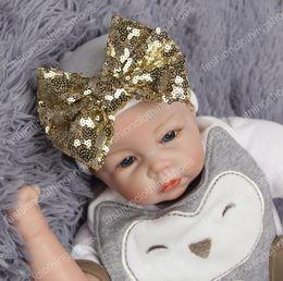 2017 cute baby accesorios de fotografía 3Seasons Sombreros recién nacidos con lentejuelas Gorro Bebé lindo Bebé Toddle caliente accesorio Bonnet Fotografía Props 6colors barato cute baby accesorios de fotografía
