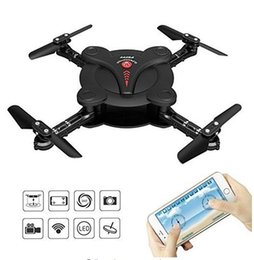 New Original WIFI FPV RC Drone Funny Toys 2.4G 4CH 6-axis Gyro RC Quadcopter With HD Camera Headless Mode Altitude Hold Phone APP Control
