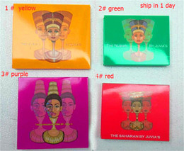 Wholesale Juvias Place Nubian Eyeshadow Palette colours waterproof long lastingagood quality best price vs NYX style