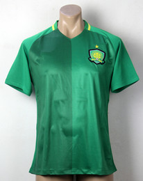 Wholesale New Beijing Guoan Home Football Jersey Any name